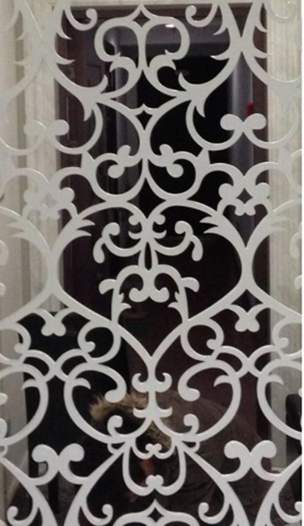 白色PVC板bs-12