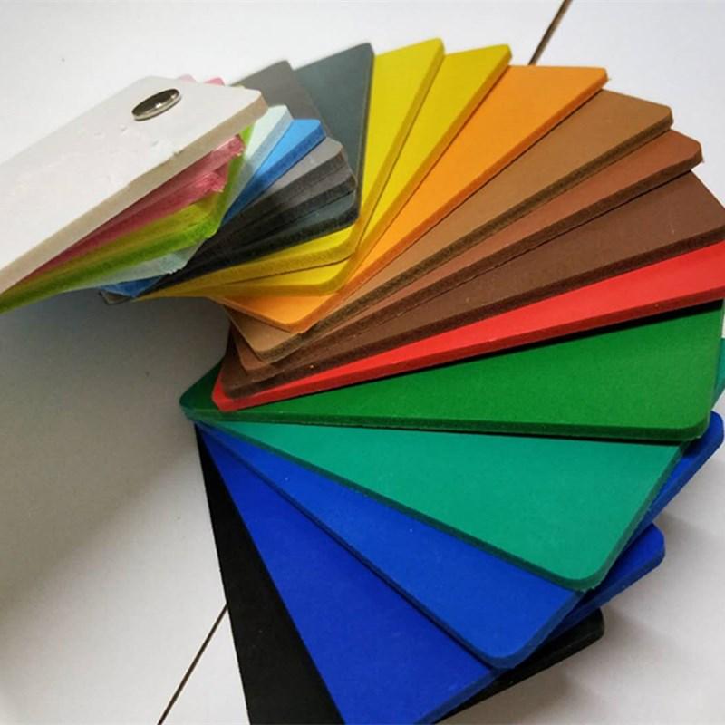 PVC彩色发泡板cs-18